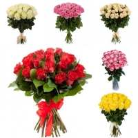25 роз по лучшей цене в Запорожье
