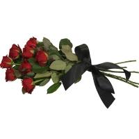 Розы на траур
