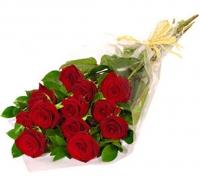 АКЦИЯ!!! 11 красных роз 70 см!!!