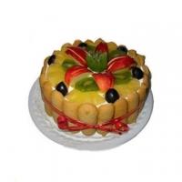 Торт фруктовый 1,0 кг