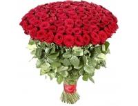 Акция!!! 101 роза 80 см