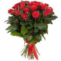 25 роза по лучшей цене в Запорожье
