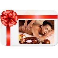 Подарочный сертификат на массаж