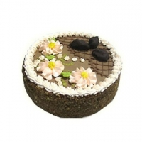 Торт шоколадный 0,5 кг