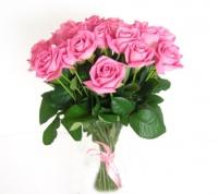 15 роз (цвет на выбор)