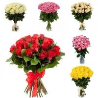 21 роза по лучшей цене в Запорожье